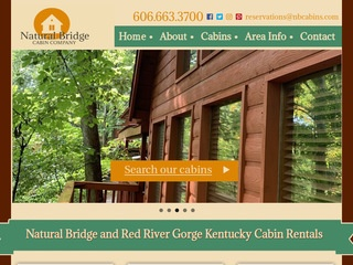 Natural Bridge Cabins
