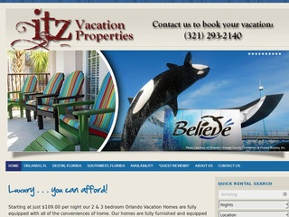 ITZ Vacation Properties