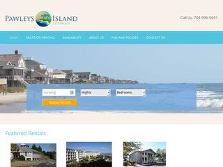 Pawley's Island Getaways