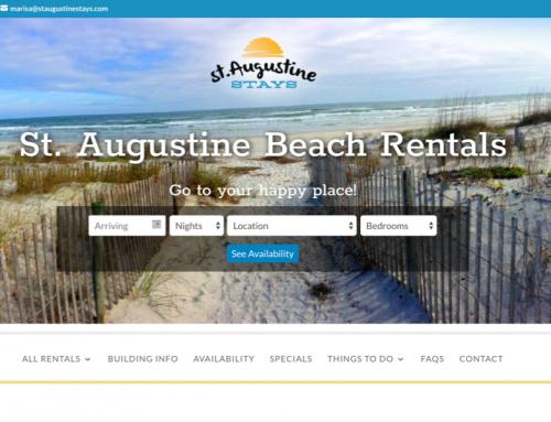 St. Augustine Stays