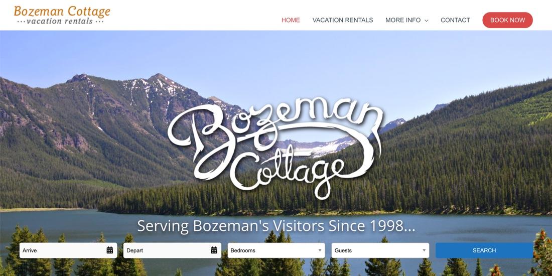 Bozeman Cottage Rentals