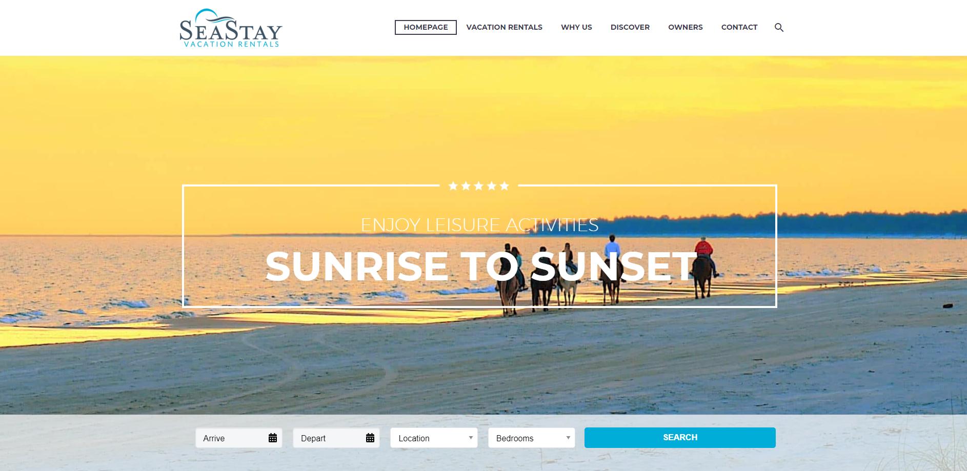 SeaStay Vacation Rentals **