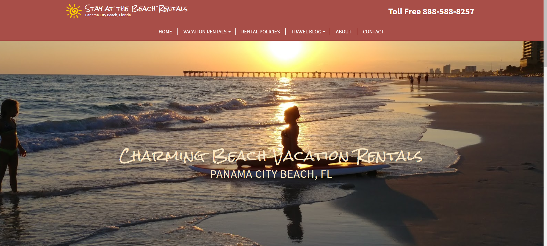 Stay at the Beach Rentals **