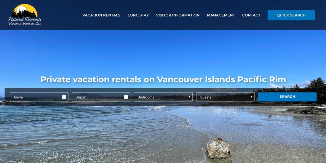 Natural Elements Vacation Rentals